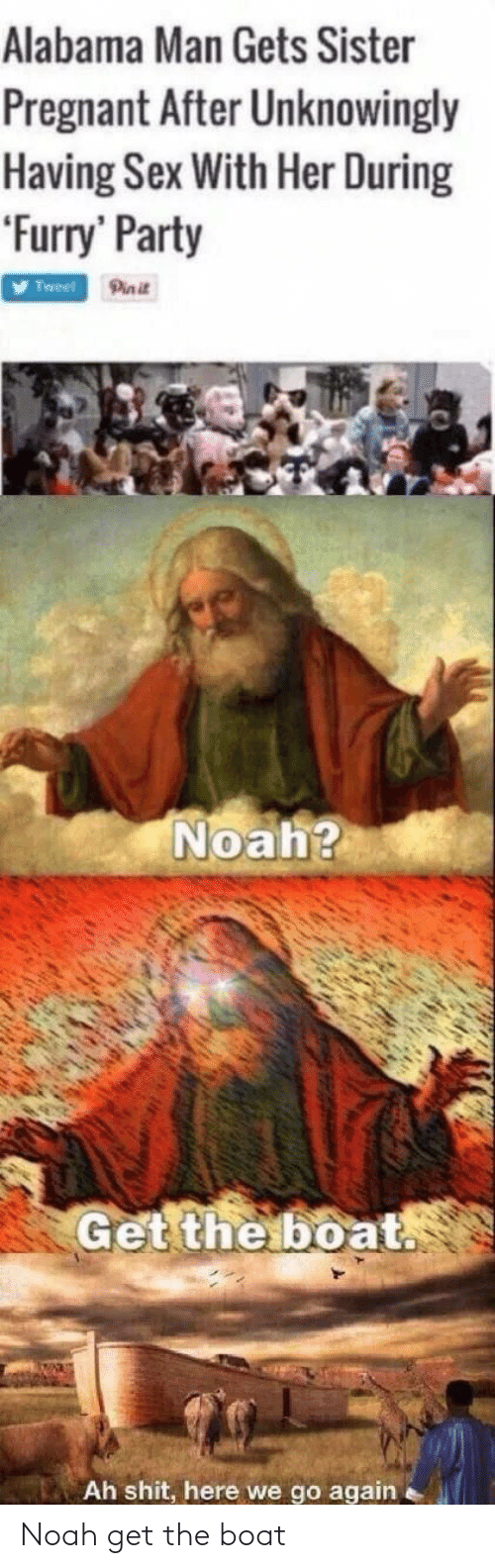 Get The: Noah get the boat