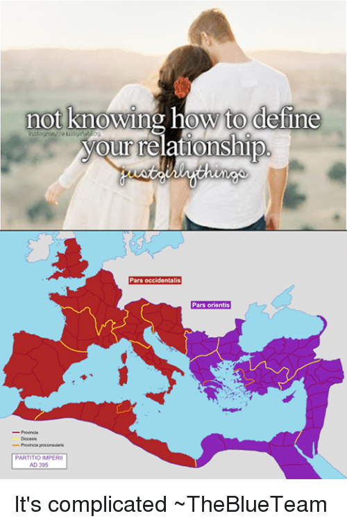 Dating it's not complicated
