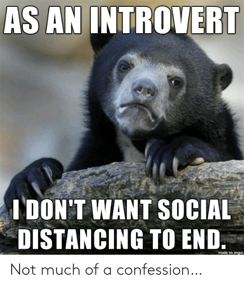 confession: Not much of a confession…