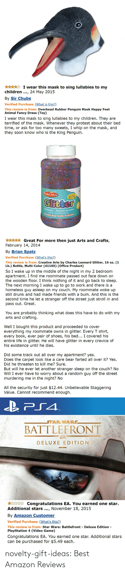 Reviews: novelty-gift-ideas: Best Amazon Reviews