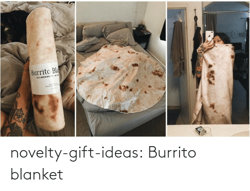 ideas: novelty-gift-ideas:  Burrito blanket