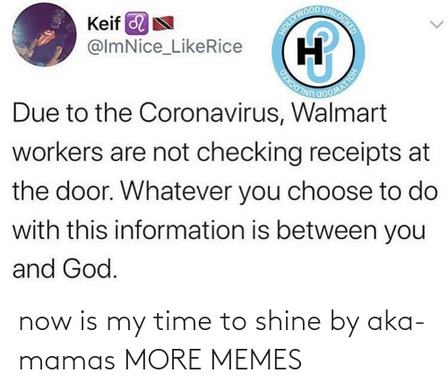 shine: now is my time to shine by aka-mamas MORE MEMES