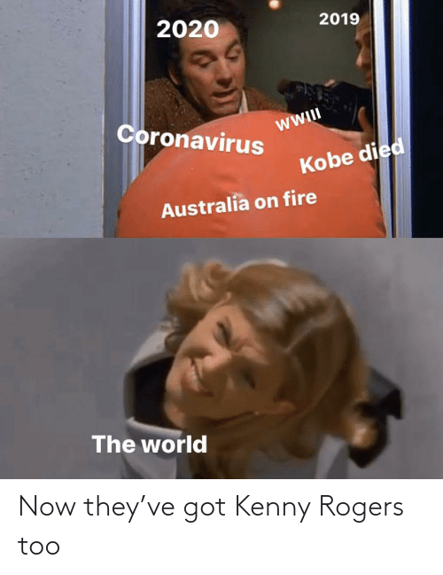 kenny: Now they've got Kenny Rogers too