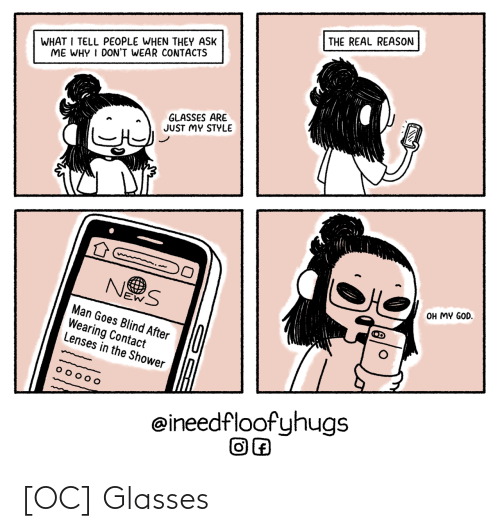 Glasses: [OC] Glasses