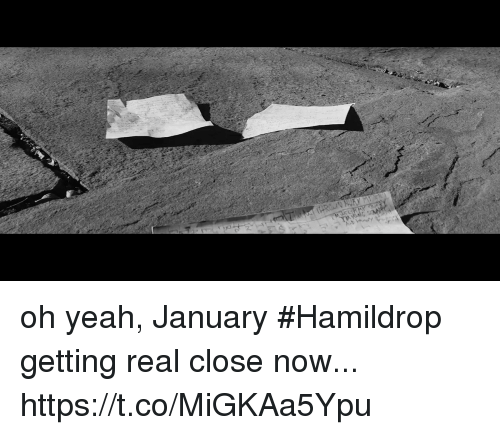 Memes, Yeah, and 🤖: oh yeah, January #Hamildrop getting real close now... https://t.co/MiGKAa5Ypu