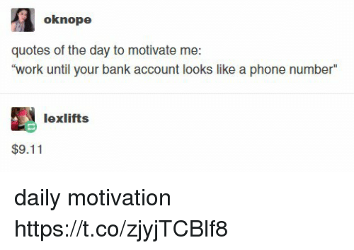 911 phone and work oknope quotes of the day to motivate