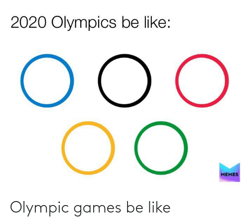 olympic: Olympic games be like