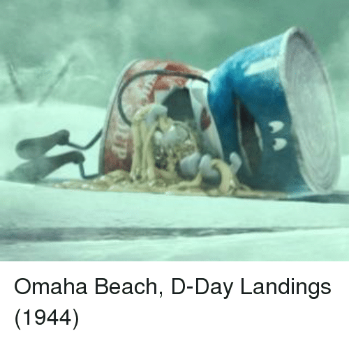 d-day: Omaha Beach, D-Day Landings (1944)