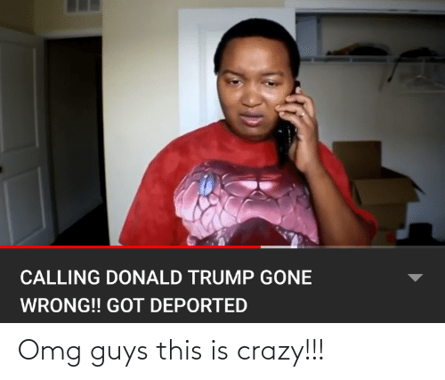 This Is Crazy: Omg guys this is crazy!!!