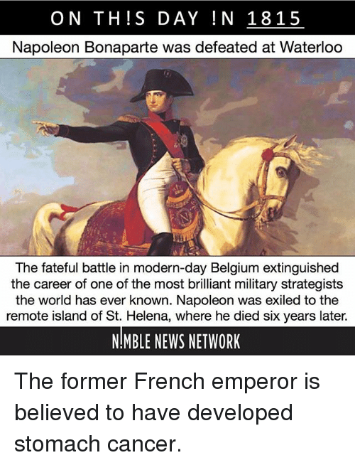 the life and brilliance of the french emperor napoleon bonaparte Napoleon's heirs include a the youngest brother of french emperor napoleon there's also rené auberjonois a descendent of caroline bonaparte (napoleon.