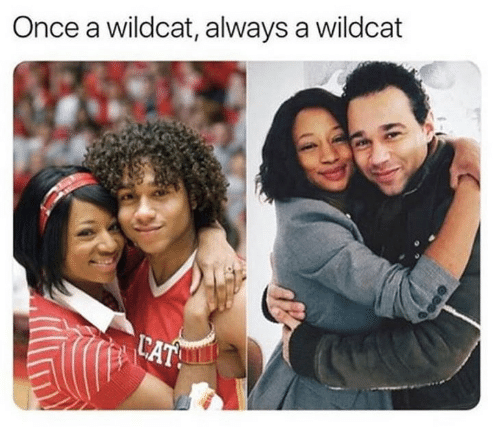Once, Wildcat, and Always: Once a wildcat, always a wildcat