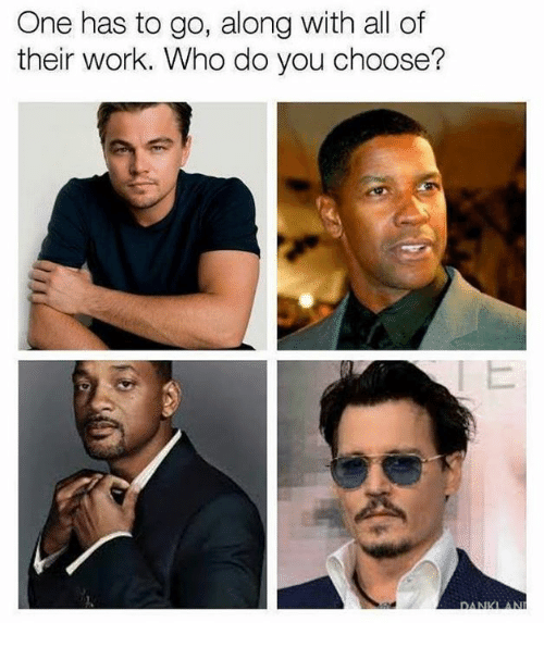 Memes, Work, and 🤖: One has to go, along with all of  their work. Who do you choose?