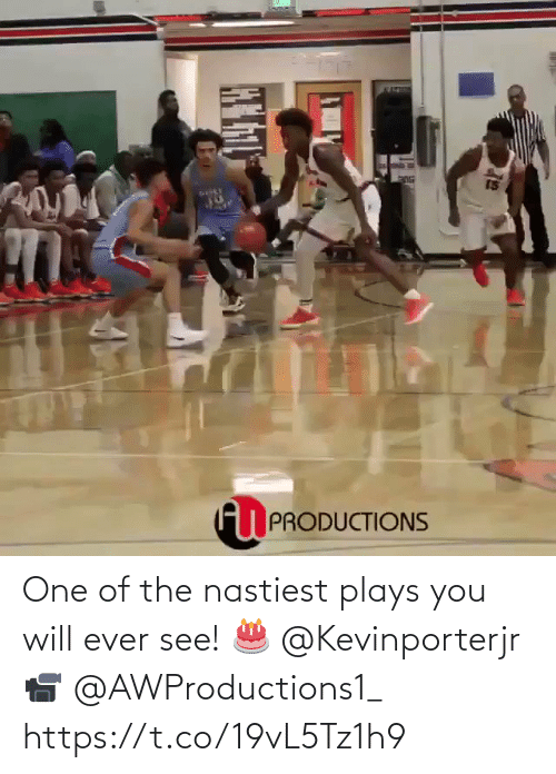 You Will: One of the nastiest plays you will ever see!   🎂 @Kevinporterjr 📹 @AWProductions1_  https://t.co/19vL5Tz1h9