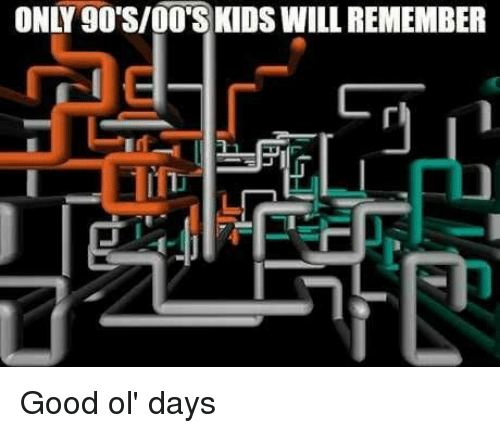 Funny, Good, and Kids: ONLY 90 S/00'S KIDS WILL REMEMBER Good ol' days