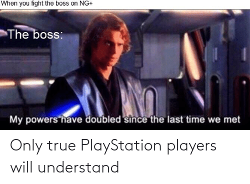 PlayStation: Only true PlayStation players will understand