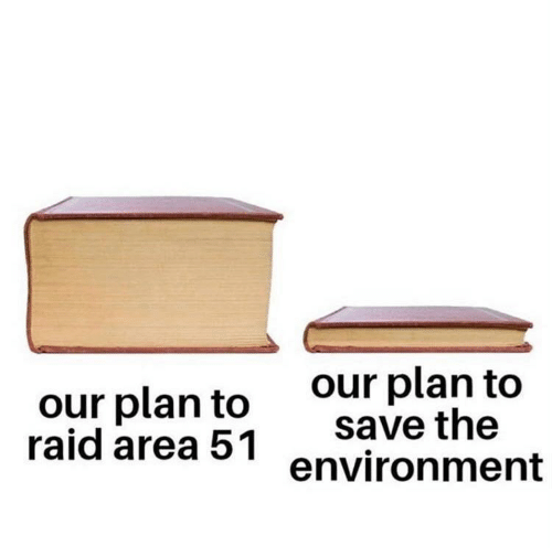 Area 51, Raid, and The Raid: our plan to  save the  raid area 51 environment  our plan to