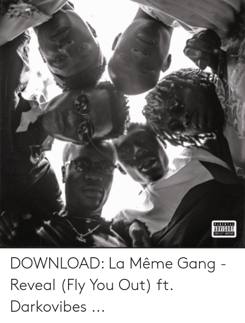 Darkovibes: PALLNTAL  ADVISORY DOWNLOAD: La Même Gang - Reveal (Fly You Out) ft. Darkovibes ...