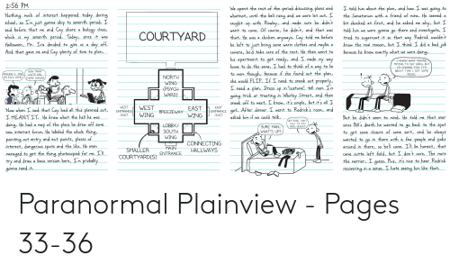 pages: Paranormal Plainview - Pages 33-36