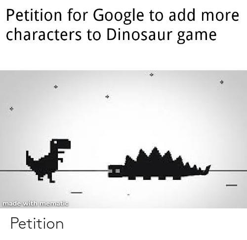 petition: Petition