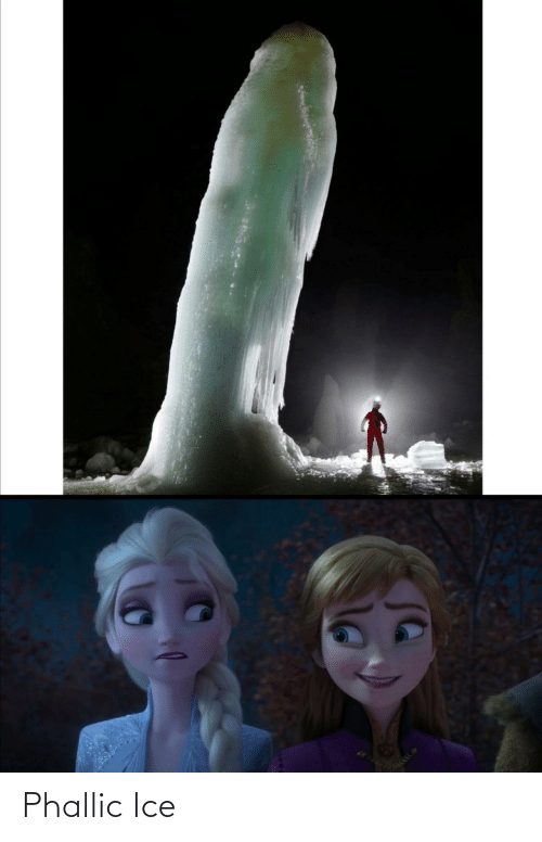 ice: Phallic Ice