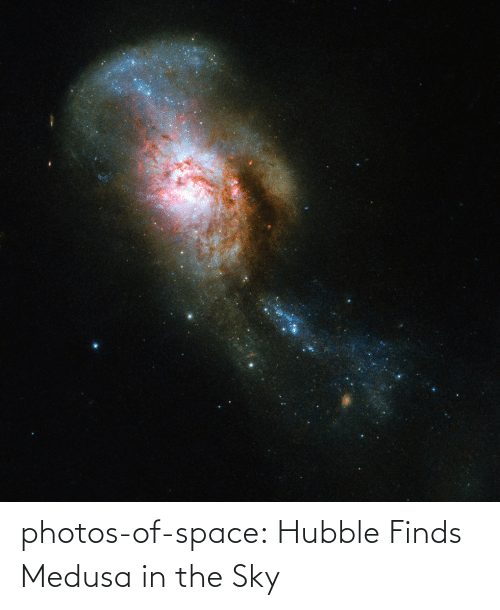 photos: photos-of-space:  Hubble Finds Medusa in the Sky