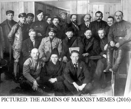 Memes 2016: PICTURED: THE ADMINS OF ST MEMES (2016)