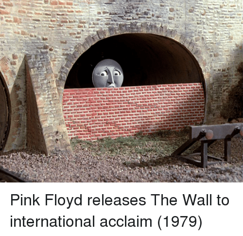 Pink Floyd: Pink Floyd releases The Wall to international acclaim (1979)