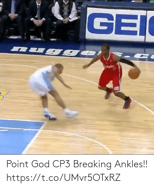 point: Point God CP3 Breaking Ankles!! https://t.co/UMvr5OTxRZ
