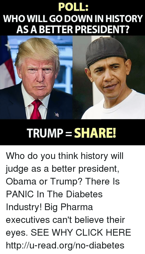 executions: POLL:  WHO WILL GO DOWN IN HISTORY  AS A BETTER PRESIDENT?  TRUMP SHARE! Who do you think history will judge as a better president, Obama or Trump?  There Is PANIC In The Diabetes Industry! Big Pharma executives can't believe their eyes. SEE WHY CLICK HERE ►► http://u-read.org/no-diabetes