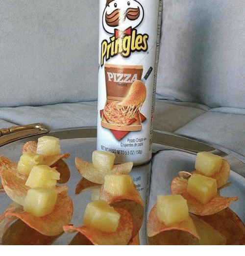 Potatoing: Potato Crisps