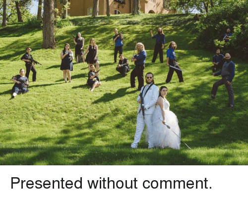 Wedding, Neckbeard Things, and Neckbeard: Presented without comment.