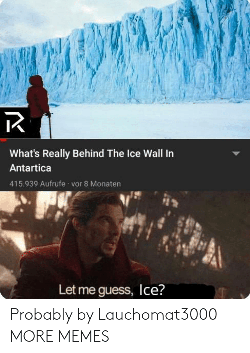 probably: Probably by Lauchomat3000 MORE MEMES