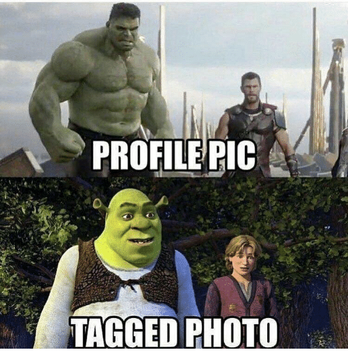 Tagged, Photo, and Pic: PROFILE PIC  TAGGED PHOTO