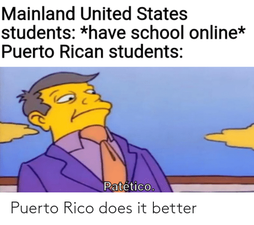 rico: Puerto Rico does it better