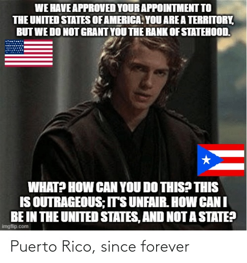 rico: Puerto Rico, since forever
