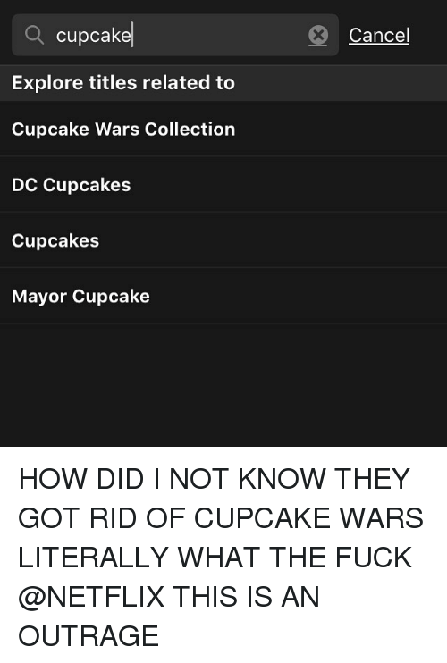 is dc cupcakes on netflix