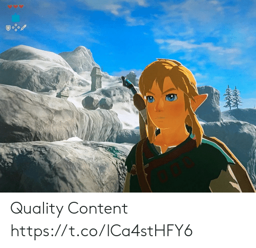Content, Quality, and Quality Content: Quality Content https://t.co/lCa4stHFY6