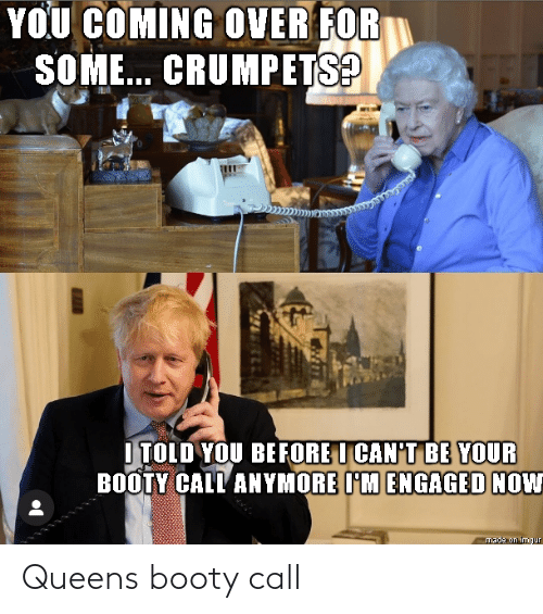 Booty: Queens booty call