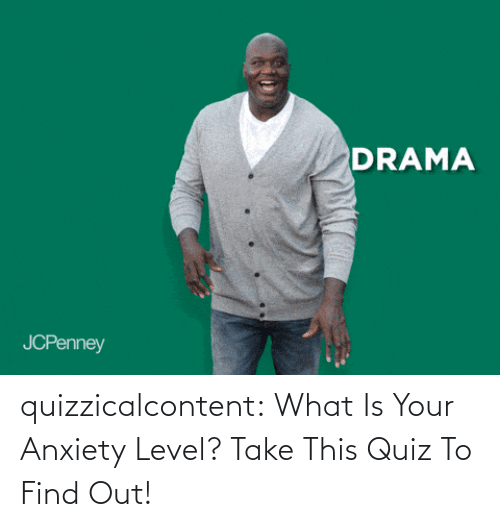 What Is: quizzicalcontent:  What Is Your Anxiety Level? Take This Quiz To Find Out!