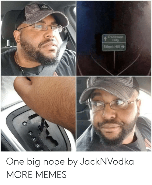 Dank, Memes, and Target: Raccoon  City  Silent Hill One big nope by JackNVodka MORE MEMES