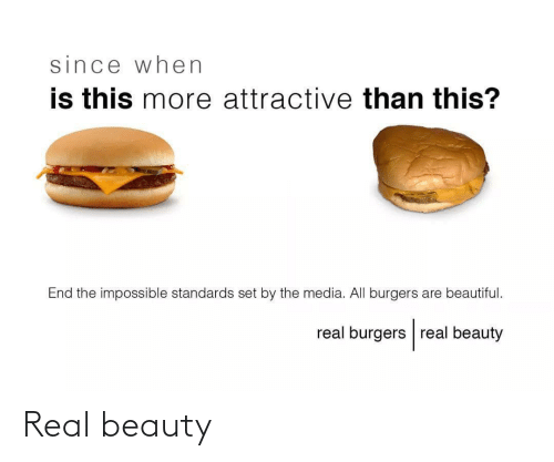 beauty: Real beauty