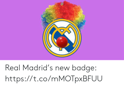 Real Madrid: Real Madrid's new badge: https://t.co/mMOTpxBFUU