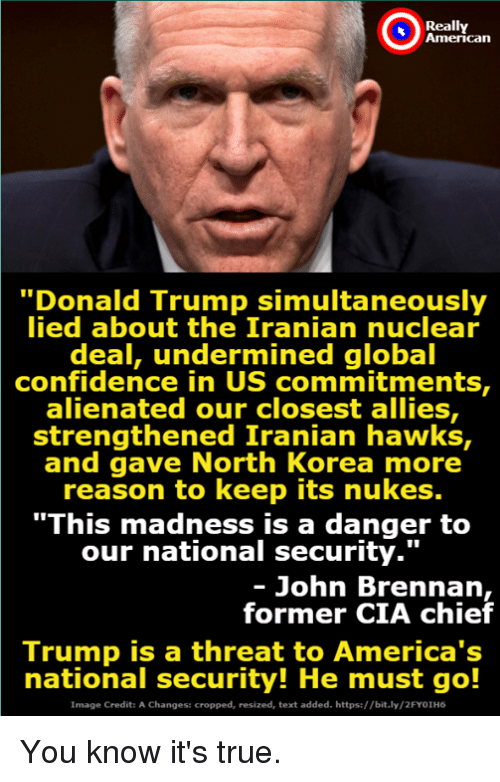 Reallyn American Donald Trump Simultaneously Lied About ...