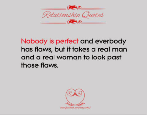 50 No One Is Perfect Relationship Quotes Paulcong