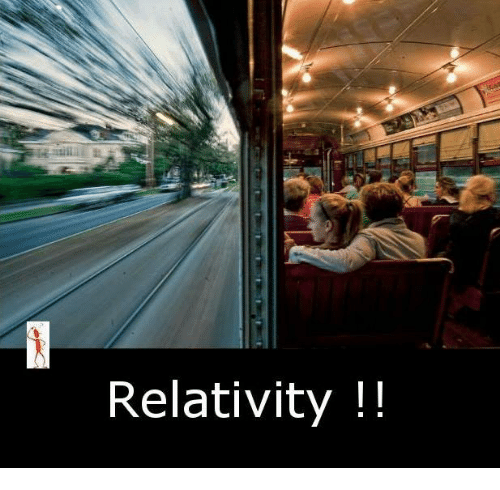 Memes, 🤖, and Relative: Relativity