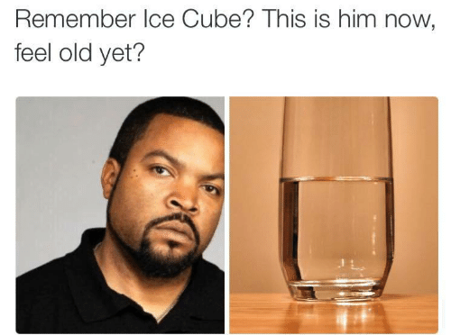 Ice Cube: Remember Ice Cube? This is him now  feel old yet?