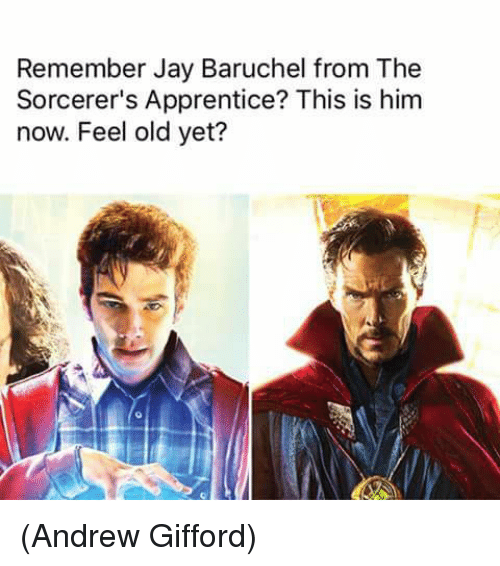 the sorcerers apprentice: Remember Jay Baruchel from The  Sorcerer's Apprentice? This is him  now. Feel old yet? (Andrew Gifford)