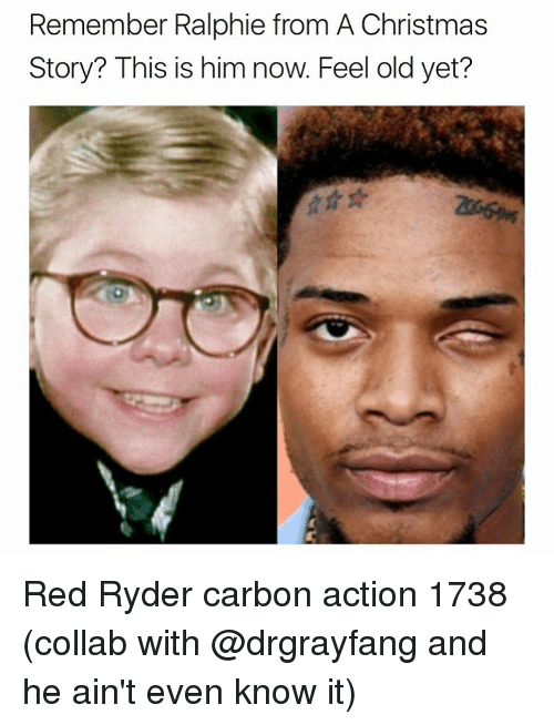 remember ralphie from a christmas story this is him now 9976654 remember ralphie from a christmas story? this is him now feel old
