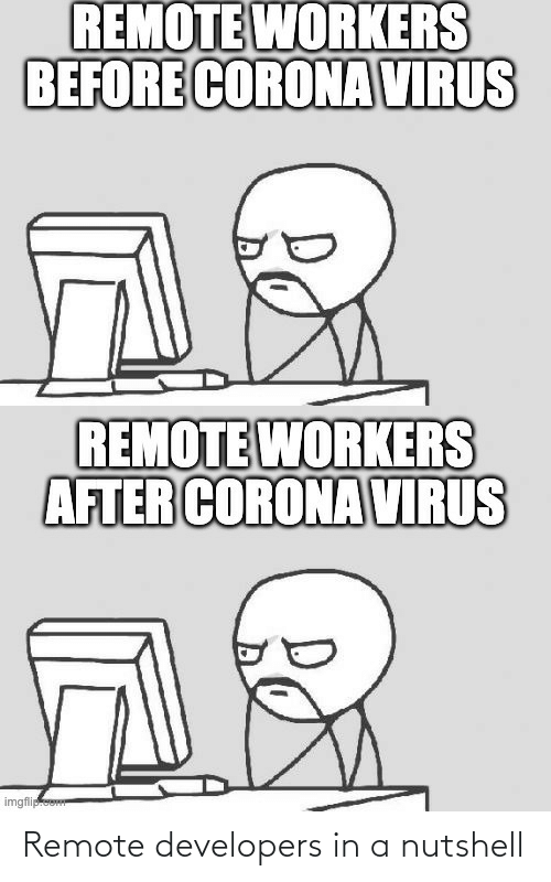 Developers: Remote developers in a nutshell
