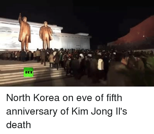 Kim Jong-il: RI North Korea on eve of fifth anniversary of Kim Jong Il's death